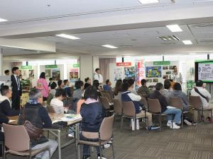 7月21日(日)開催 おおいた就農・就業フェア in東京