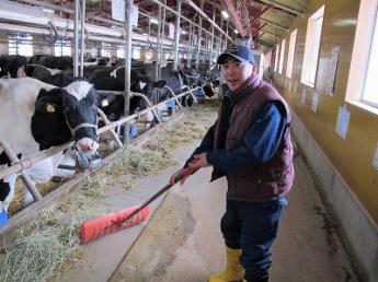 未経験者大歓迎!生活・仕事環境充実☆牛好き集まれ!牛のことしっかり学べる牧場です★《寮あり》