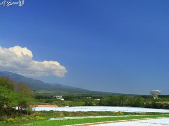限定1名!期間満了で交通費【全額】支給♪生活にお金はかかりません!長野県川上村で期間限定アルバイト♪♪