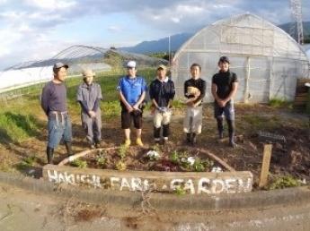 八ヶ岳、南アルプスに挟まれた「日本のフードバレー」北杜市で有機農業をやりませんか? ◎地域おこし協力隊員募集