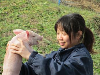 あなたにもきっとぴったりの係があります! お客様が安心して食べられる良質で安全な豚づくりを共にやりましょう!☆未経験の方歓迎、週休2日☆