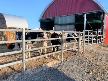 """◎休日月8日・短期1ヶ月~OK◎規模拡大につき、新メンバー募集!""""自然いっぱいの環境で笑顔いっぱい""""牛の世話をしませんか?"""