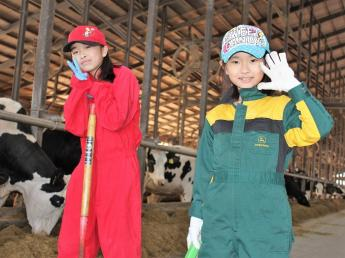 良質な牛乳に誇りを持って生産しています!!社宅完備《無料♪》なので遠方の方もすぐに牧場生活がスタートできます!!【未経験者歓迎】【未経験者:月給21万円~、経験者:月給25万円~】