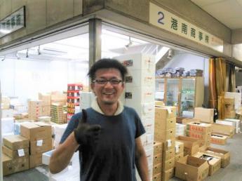 【月給27万円~】食べてもらうまでが農業!!都市部でも青果に関わりたい人集まれ―!