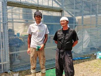 今年は群馬で農業アルバイト!働きやすいアットホームな農園です♪《築浅個室寮完備・寮費無料》