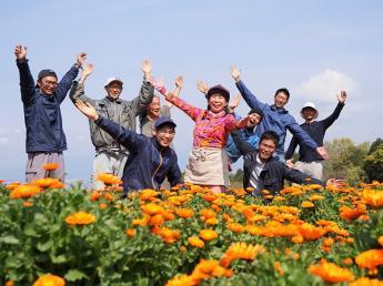 自然型農業からの六次産業化で日本の農業と食の復興を目指す! 日本豊受自然農で一緒に働きませんか? =自然なタネ、農薬、化学肥料一切不使用で土づくりにこだわる= =畑から食品加工、化粧品、直営レストラン、ショッピングモールへ=●オーガニックのまかない付き♪●