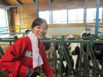 酪農が初めての方も安心のバックアップ体制☆ 観光と酪農の町、弟子屈町で酪農実習をしてみませんか?