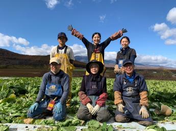 【長期/短期選べます】農業が好きな人大歓迎!元気でやる気のある方募集中!(個室寮・食費支給)