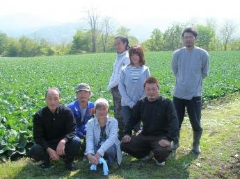 農業の魅力を存分に学べる北軽井沢で栽培しています!★短期アルバイト募集、若手が活躍中★