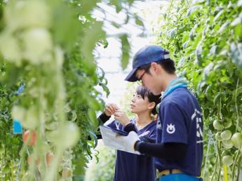 農業を通じて、いのちをみつめ、そだて、未来へとつなぐ・・・それが私たち「イノチオグループ」の仕事です!