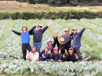 『安全でおいしい野菜で世界中の人々に笑顔を』 農業をやりたい!情熱を持っている方、一緒に農業やっていきませんか?将来の取締役候補も大募集!【短期アルバイトは寮費無料!】