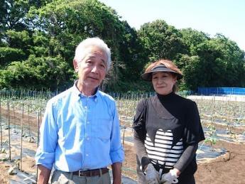 一から野菜作りができる絶好の機会ですよ!私たちと一緒に汗を流して働きましょう!《若干名増員募集》