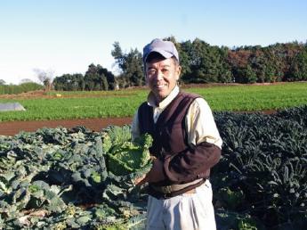 <日帰りプラン>多品目栽培♪珍しい野菜あり♪野菜+果樹(季節限定)の農業体験です