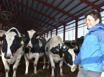 牛と生きる。 新しい農業の世界を切り拓くノベルズグループ、牧場スタッフ募集! 北海道十勝を2泊3日で訪れるとかち農業ツアー実施中!