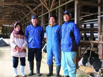 動物が好き! 酪農に興味がある! アルバイト・パートから始めてみませんか?【未経験者歓迎・女性活躍中】