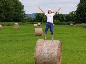 放牧酪農!~広大な牧草地で、草を食む牛~ そんな自然の牛の姿が見られる牧場です♪\未経験者歓迎/【正社員・短期アルバイト同時募集】
