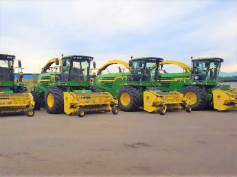 """【経験不問・初心者歓迎】農作業機械オペレーターのお仕事です♪青空のもとトラクターに乗り畑を耕す。そして、収穫する。広い大地を肌で感じて仕事をする""""よろこび""""を感じてみませんか?"""