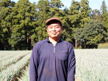 就農5年目。夢に向かって努力中。 初めてのアルバイト募集!白菜の収穫をお手伝いしていただける方お待ちしています!