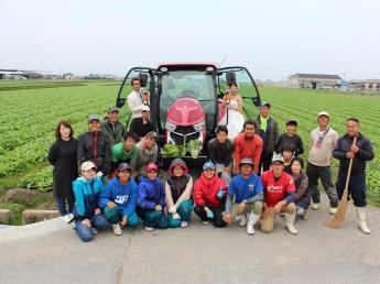 ■期間限定アルバイト積極採用中■人々を笑顔にできる仕事、それが農業!プロの農家を目指している方支援します!《寮あり》