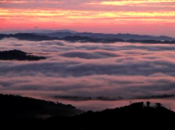 """雲海が広がる土地で""""本気の農業体験""""!生きている幸せがココにはあります。"""