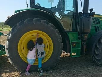 仕事中も和気あいあい♪固定概念に捕らわれない農業を一緒に楽しめる方大歓迎!