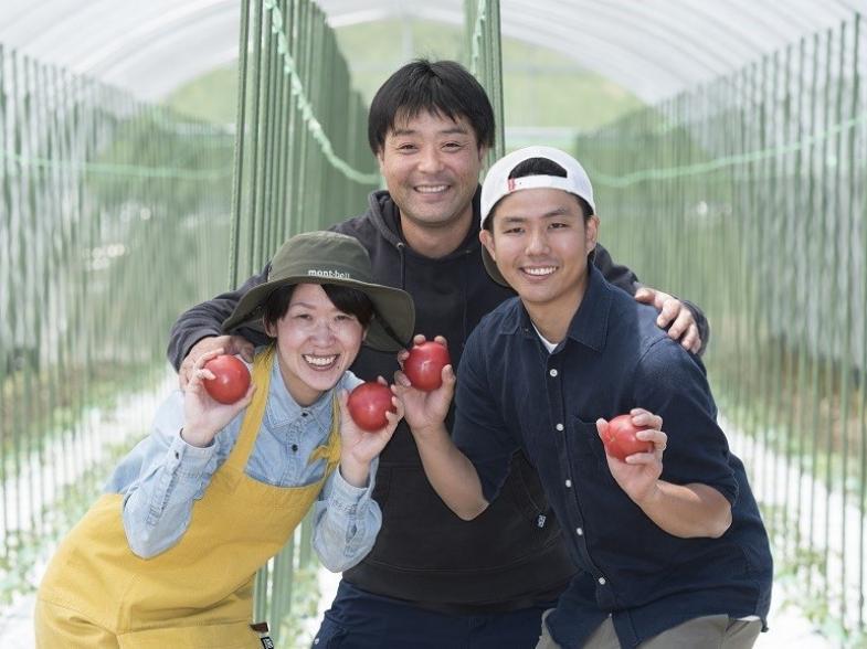 《研修生募集!》人々に恵みをもたらす自然豊かな九重町で農業をしてみませんか?【移住支援あり】