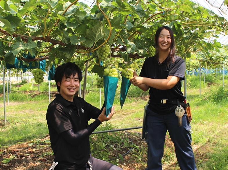 島根県では、一人一人にあった就農スタイルが見つかります!