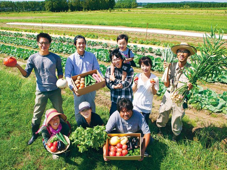 就農するなら、石川県!!農業はじめるなら石川で!