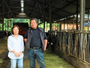 \米や野菜の支給あり/あたたかい夫婦がお出迎え♪千葉県匝瑳市で酪農業を始めませんか?