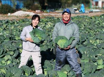 新しい野菜への挑戦。新たな食文化の創造。私たちは常に研究開発を進め、人々のより良い食生活に貢献します。