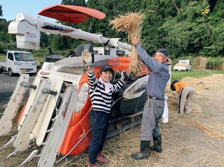 """1年通しての""""自営農業の実践""""と""""農家のお手伝い""""から、自分にあった農業・ライフスタイルの探求を応援します。ただのアルバイト、農業体験ではない実践的農の暮らし。"""