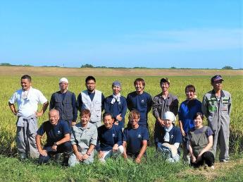 東京から電車通勤も可!都市近郊型大規模農場で働きませんか?「スマート農業を使いこなす」次世代の農業の担い手を募集します!