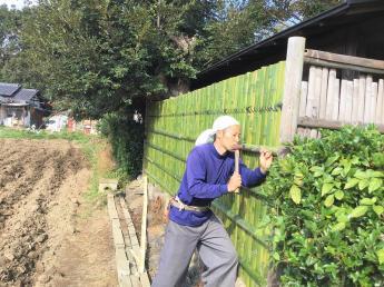 【農業&造園業、未経験者歓迎】身近な緑を作る仕事です!口コミでや紹介で成長した地域のお客様に支えられている会社です