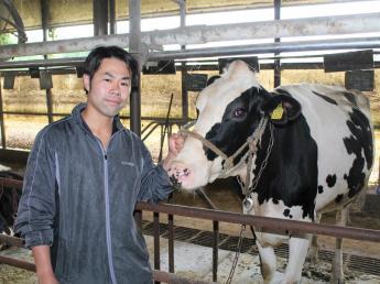 1名急募!【未経験者優遇】環境の良い千葉市内の牧場での正社員募集です\こんなご時世でも安定した経営を続ける酪農業/安全で美味しい牛乳を作り続けていく仕事をしませんか?