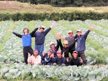 『安全でおいしい野菜で世界中の人々に笑顔を』 農業をやりたい!情熱を持っている方、一緒に農業やっていきませんか?将来の取締役候補も大募集!