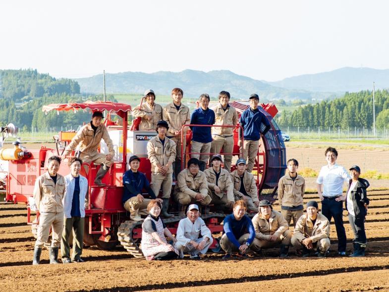 【未経験大歓迎!】 安心・安全な大分の野菜を全国に届けるお仕事です! 業務拡大中につき、将来会社の中枢を担って頂ける方を募集いたします!