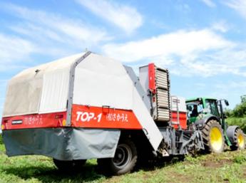 農業生産法人 株式会社さかうえ【2022年新卒対象求人】
