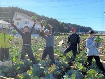 <<未経験歓迎・若手活躍中>>「挑戦する農業」をやってみませんか?【農業に熱意のある方大歓迎★経験不問】