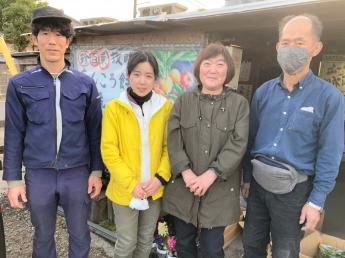 地域の人に「美味しい!」と喜んでもらえるものを作りたい! そんな想いで始めた農産加工事業が年々事業拡大中!