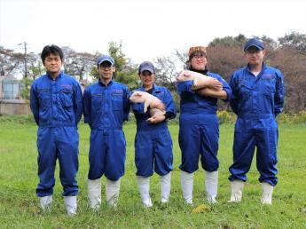 養豚場を運営する上で大切な仕事、「環境整備」部門で人材募集! 機械の運転が好きな方、得意な方大歓迎! 一緒に「食」に関わる誇りを持って働きましょう!