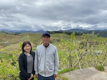 \アルバイト・パートを募集!/ 奈良の自然の中、景色と空気が綺麗な環境の中で、一緒に美味しい柿と梅づくりにしませんか?家族経営のアットホームな環境です♪