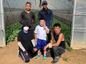 """〝おいしいチンゲン菜といったら倉川"""" 誰もが認めるチンゲン菜農家になるために、一緒に取り組んでいきませんか?"""