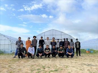 農作業のお手伝いをしてみたい!という方大募集 未経験の方歓迎!1か月以上~OK!お友達同士も歓迎! 大自然溢れる北海道剣淵町で農作業デビューしませんか?