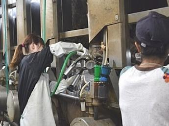 愛知と静岡で、酪農×肥育の複合経営!安全・安心なおいしい牛乳・牛肉を生産しています!