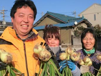 「農業が気になる!」「自給自足に憧れる!」そんな理由でOK 愛知県知多市の農園で農業のお手伝いをしてみませんか?