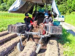 <span>長崎県で農業はじめませんか?令和2年度オンライン相談会【第一回】</span>